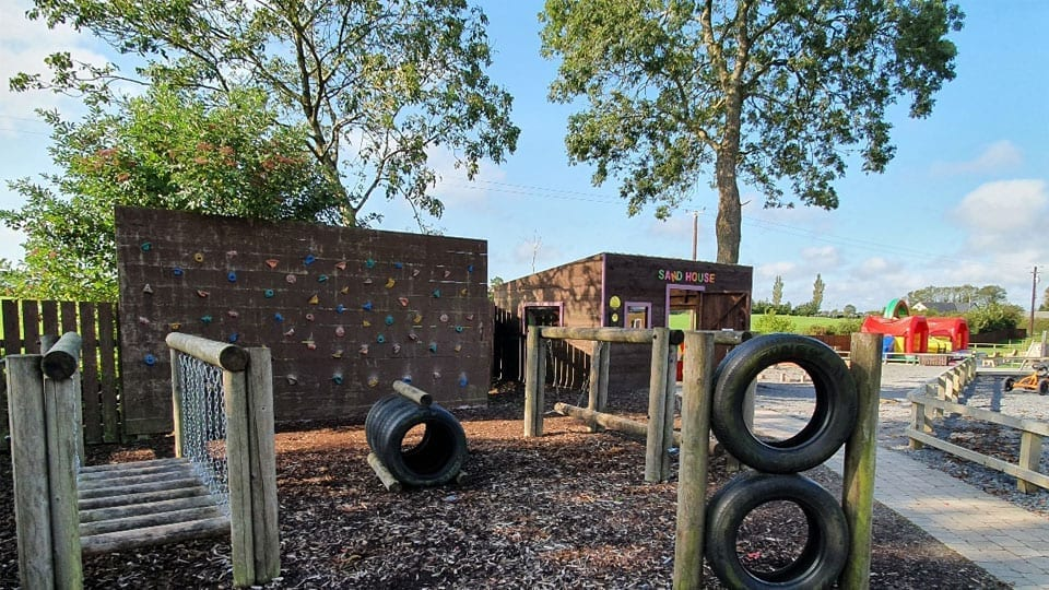 Adventure Centre Tyre Swing Mellowes