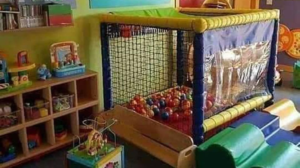 Ball Pit Play Area Mellowes