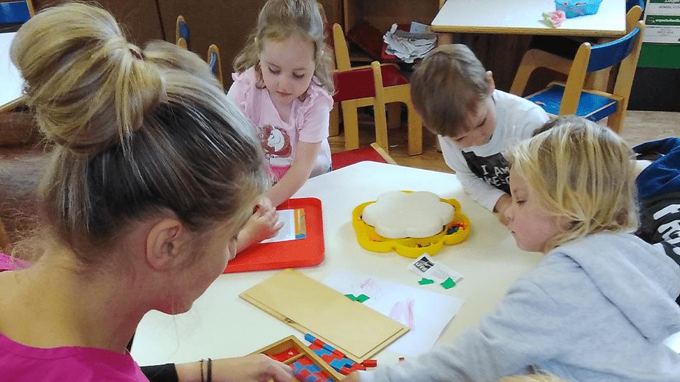 Children Art Teacher Creche and Childcare Tours at Mellowes Adventure Centre Athboy