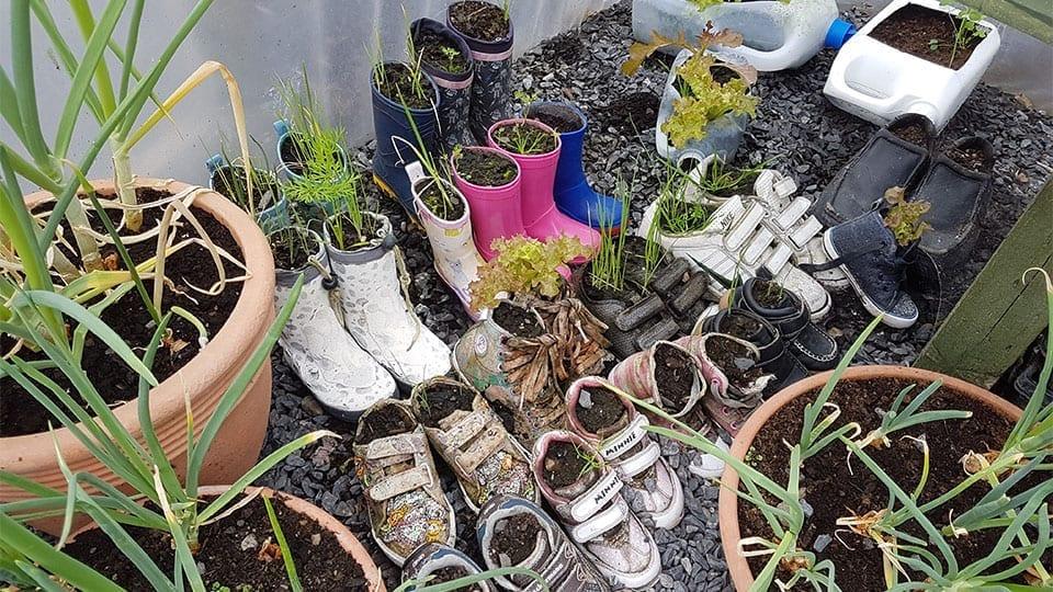 Gardening Wellies Boots Mellowes