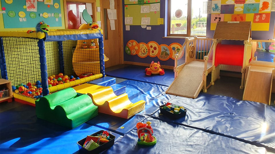 Wobblers Room High Quality Mellowes Childcare